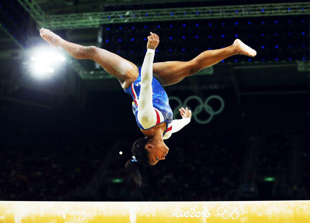 Simone Biles Rio 2016 Olympics