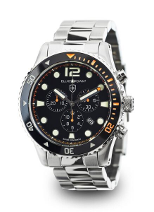 Elliot Brown Stainless steel Dial