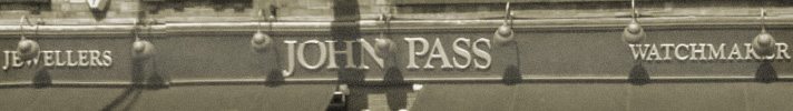 John Pass Jewellers in Staffordshire and Cheshire