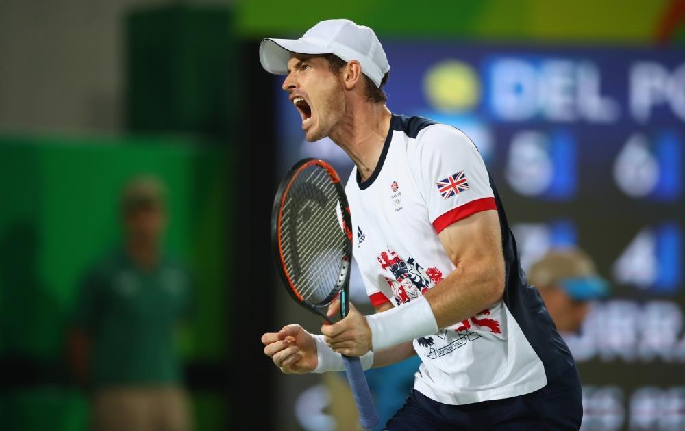 Rio 2016 Olympics Murray