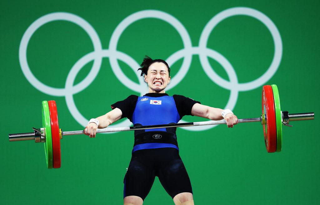 Jim Hee Yoon Rio 2016 Olympics