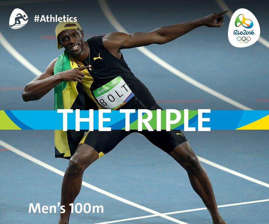 Mens 100m