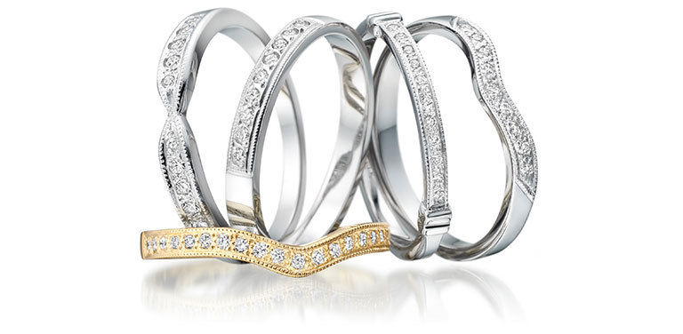 Perfect Fit Wedding Rings