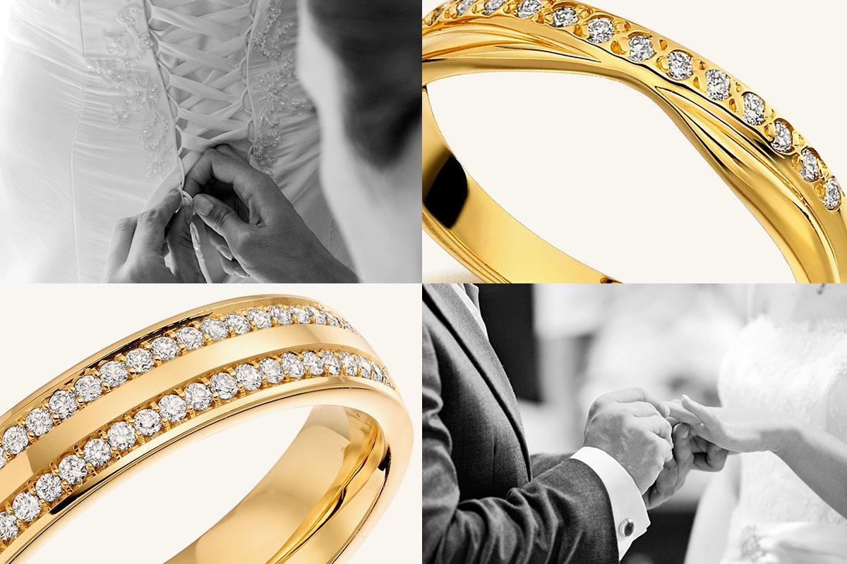 Charles Green Diamond Set Jewellery