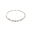Jersey Pearl Necklace S46