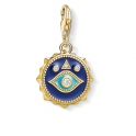 Thomas Sabo Charm Pendant Blue Nazar Eye 1663-565-32