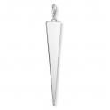 Thomas Sabo Charm Pendant Triangle Silver Y0032-001-21
