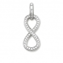 Thomas Sabo Sterling Silver Glam and Soul Infinity Pendant PE672-051-14