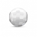 White Jade KARMA bead K0007-588-14