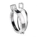 Emozioni Sterling Silver Coin Keeper 33mm DP445
