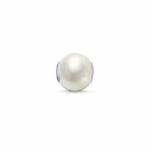 Thomas Sabo karma beads white pearl