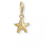 Thomas Sabo Charm Pendant Starfish 1520-414-14
