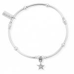 ​​ChloBo Mini Noodle Ball Star Bracelet SBMNB806