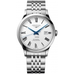 ​Longines Men's Record 40mm Automatic  L2.821.4.11.6