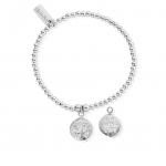 ChloBo Cute Charm Live Love Bracelet SBCC215