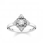 Thomas Sabo Royalty White Ring TR2221-643-14