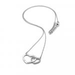 Hot Diamonds Striking Heart Necklace - DN128