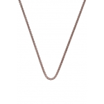 ​Emozioni Rose Gold Plated Popcorn Chain CH038
