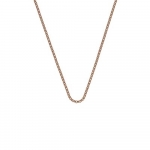 Emozioni Rose Gold Plated Belcher Chain 30'' CH014