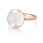 Jersey Pearl Dune Ring