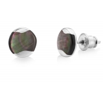 Jersey Pearl White Pearl Tahition Stud Earrings DUSE1-TH