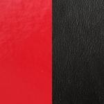 Les Georgettes - VERNIS ROUGE - NOIR - 14mm Leather Insert 702145899AO