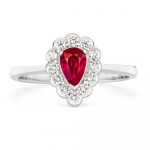 TIVON HEIRLOOM RING RW-1307-RB