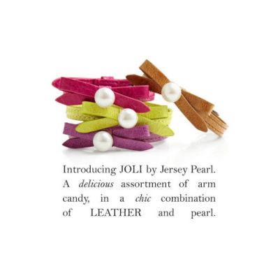 Jersey Pearl Joli D Or Collection