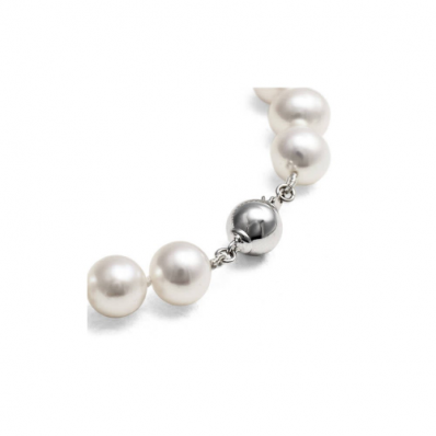 Jersey Pearl Necklace Clasp