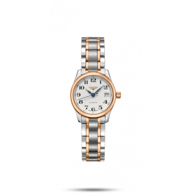 The Longines Master Collection 25mm Stainless Steel / Gold 18k Automatic L21285797