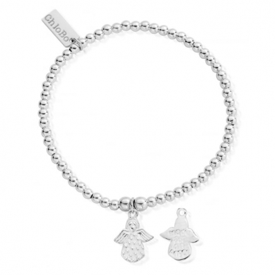 ​ChloBo Cute Charm Made For An Angel Bracelet SBCC822