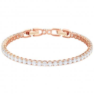 Swarovski Tennis Bracelet Rose Gold 5464948