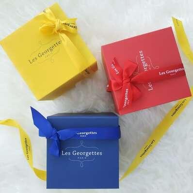 Les Georgettes packaging