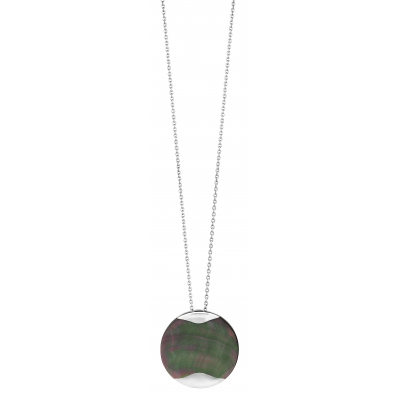 Jersey Pearl Dune Tahitian MOP Necklace DUP2-TH