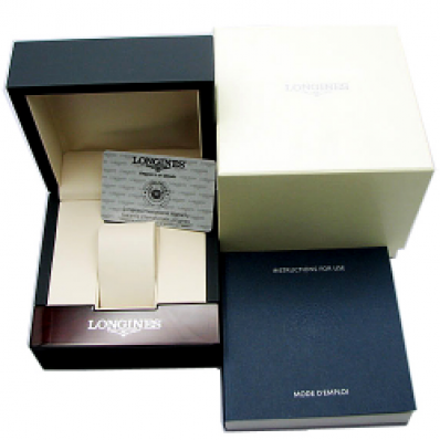 THE LONGINES EQUESTRIAN COLLECTION 30MM STAINLESS STEEL L61370872