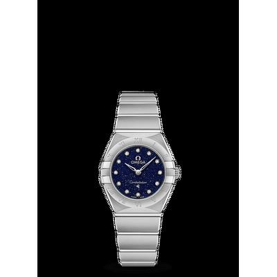 Constellation Manhattan Aventurine & Diamond dial Quartz 25mm
