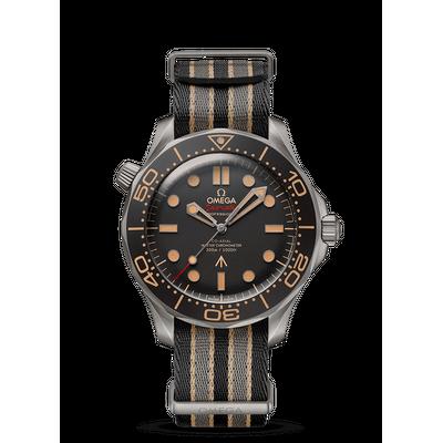Seamaster Bond No Time to Die