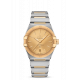 Constellation Steel & Gold Co-Axial 39mm