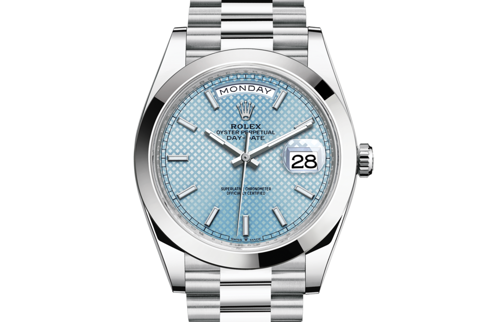 Rolex Oyster Perpetual Day-Date 40mm platinum 19973,228206