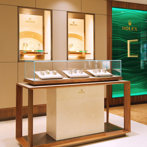 Rolex Shop in Newcastle under Lyme, Staffordshire