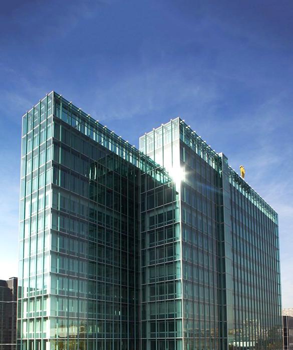 Rolex Headquarters Geneva